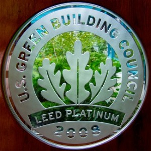 LEED Platinum Green Building