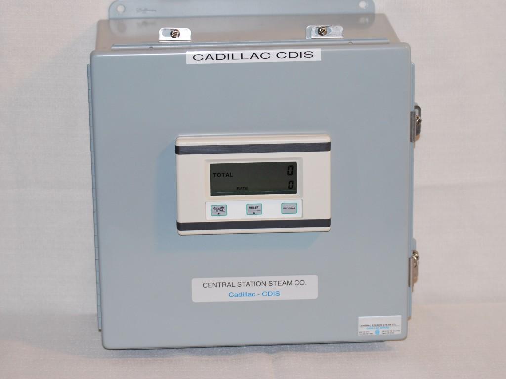 negative energy meter